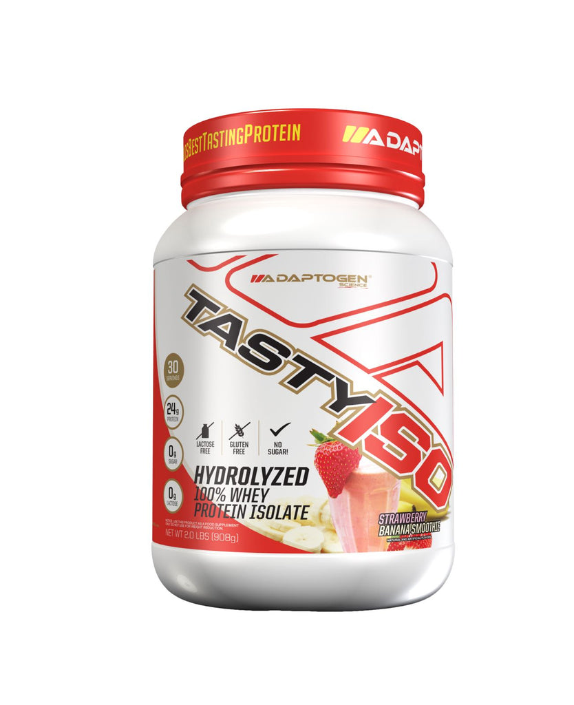 Tasty ISO - 100% whey isolate protein powder