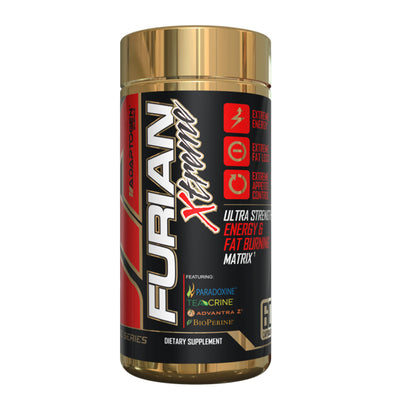Weight Loss - Furian Xtreme - Revolutionary Fat Burning Supplement