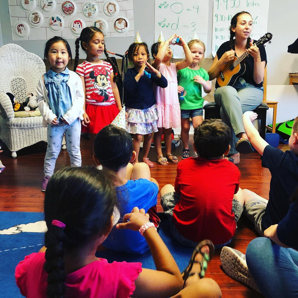 Level 1: Piano Fingers Classes Ages 4 to 7 (Saturday)