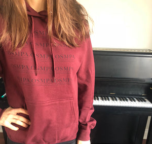 Oakville School of Music and Performing Arts  | Maroon Sweater