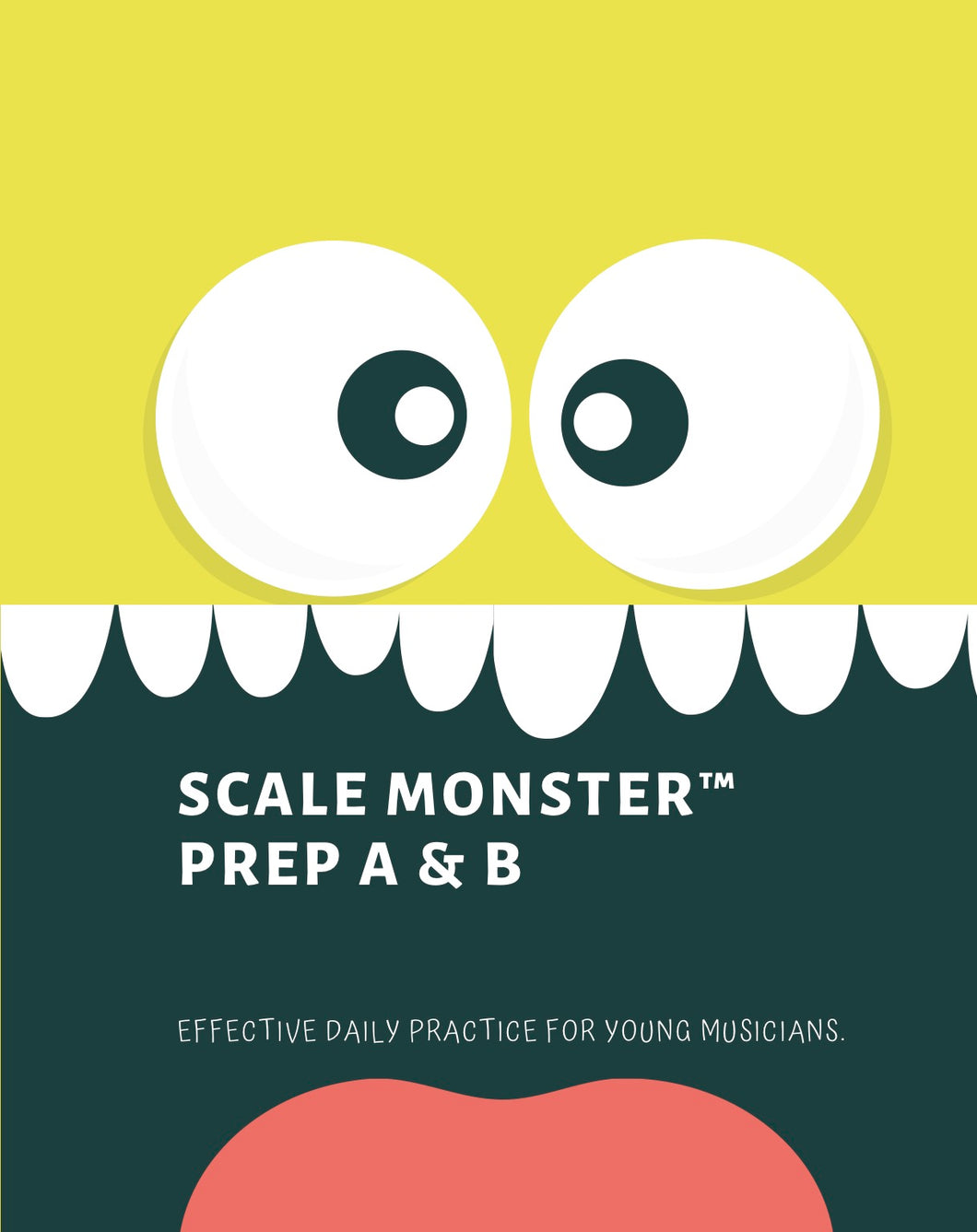 Scale Monster Prep A and B