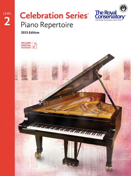Level 2 Piano Repertoire Book