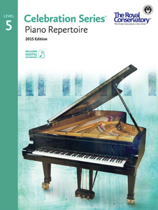 Level 5 Piano Repertoire Book