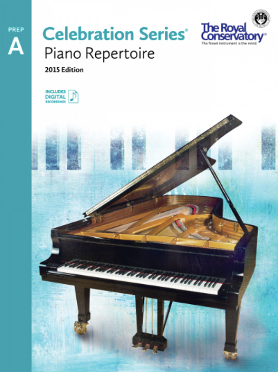 Preparatory Level A Piano RCM Set