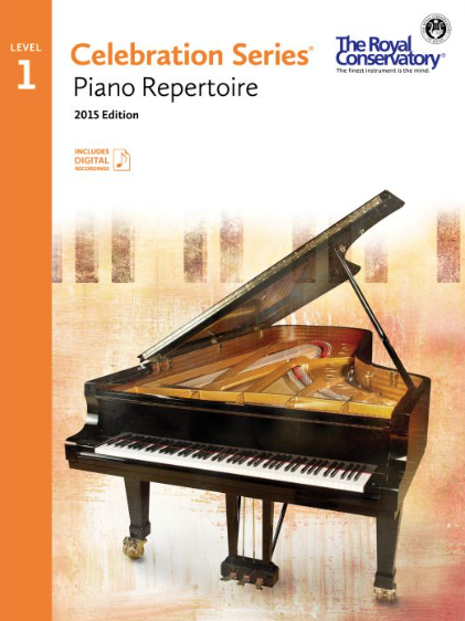 Level 1 Piano Repertoire Book