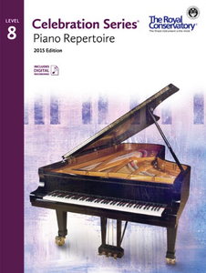 Level 8 Piano Repertoire Book
