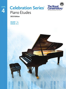 Level 4 Piano Studies Book