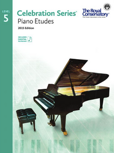Level 5 Piano Studies Book