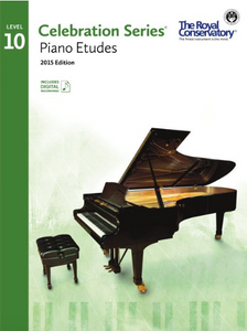 Level 10 Piano Studies Book