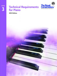 Level 3 Piano Technique