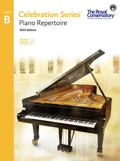 Preparatory B Piano Repertoire Book