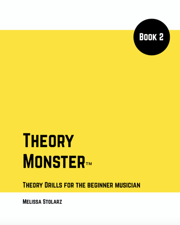 Theory Monster Book 2