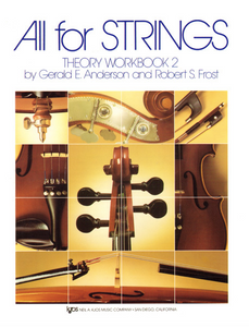 All for Strings Theory Workbook 2