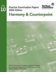 Level 10 Harmony Practice Exams