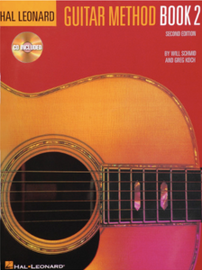 Hal Leonard Guitar Method - Book 2