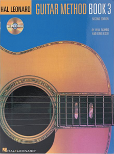 Hal Leonard Guitar Method - Book 3
