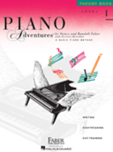 Piano Adventures Theory Book 1