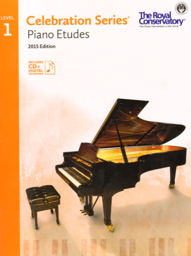 ROYAL CONSERVATORY OF MUSIC CELEBRATION SERIES PIANO REPERTOIRE 2015 EDITION