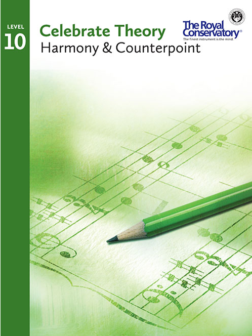 Celebrate Theory Harmony & Counterpoint Level 10
