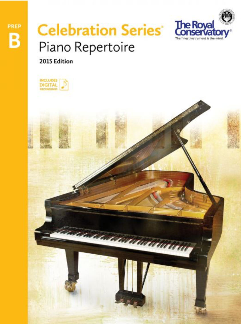 Preparatory Level B Piano RCM Set