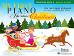 My First Piano Adventure  - Christmas Book B