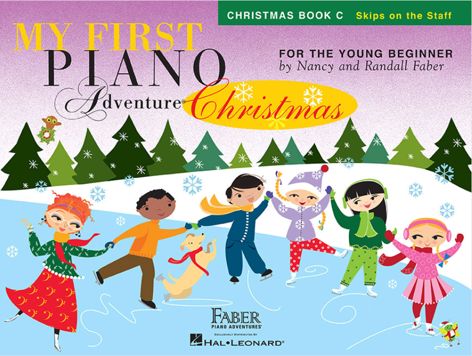 My First Piano Adventure - Christmas Book C