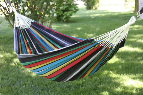 Vivere BRAZ127 Brazilian Style Single Hammock