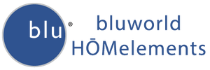 Bluworld HOMelements Logo