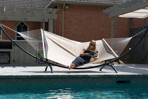 Vivere POOL24 Poolside Double Hammock