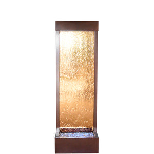 Gardenfall Fountain - Dark Copper with Bronze Mirror