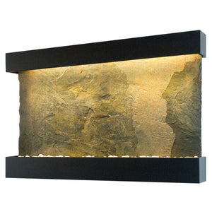 Horizon Falls Classic Quarry Jeera Slate Wall Fountain