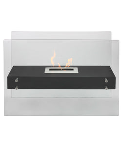 Bio-Ethanol, Fireplace, Freestanding, Indoor