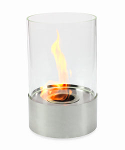 Accenda Tabletop Ethanol Fireplace