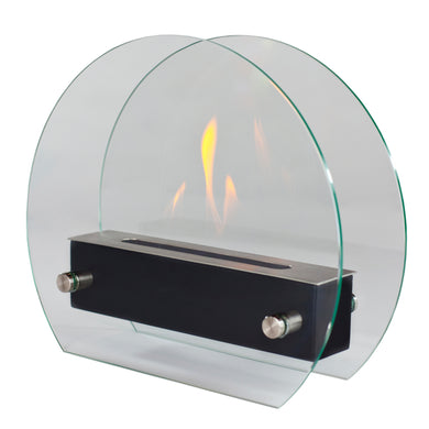 Bio-Ethanol, Tabletop, Indoor, Nu-Flame, Fireplace
