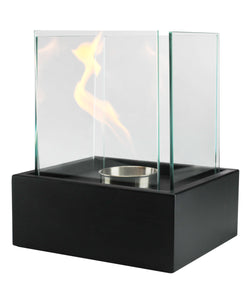 Bio-Ethanol, Nu-Flame, Indoor, Tabletop, Fireplace
