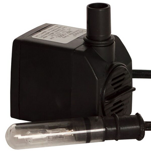 Jebao WP350-L Fountain Pump and Light Combo 90 GPH