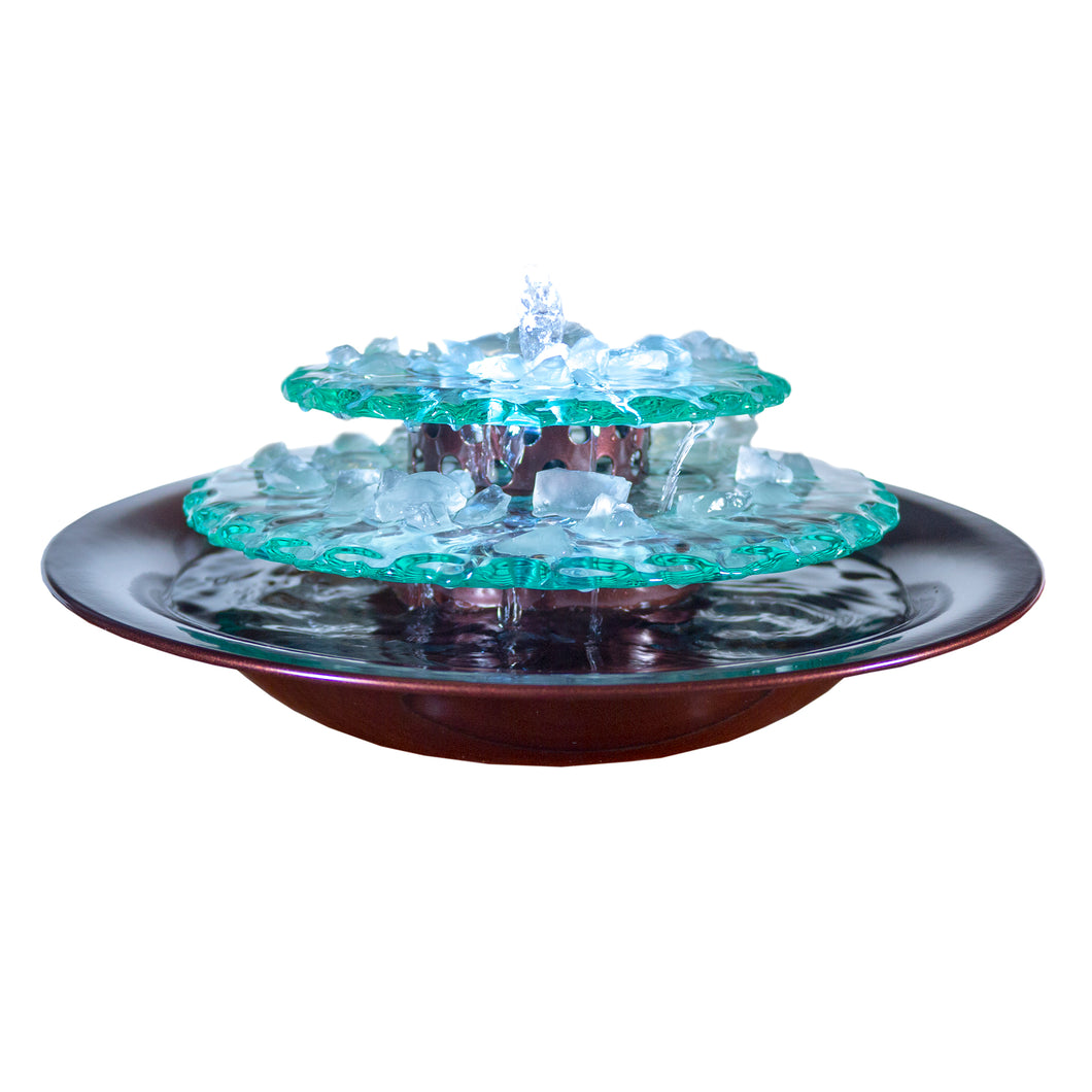 Moonlight Tabletop Fountain