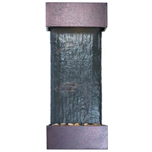 Nojoqui Lightweight Slate Wall Fountain - Small