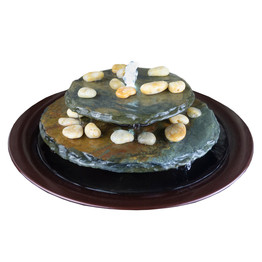 Tranquility Pool Tabletop Fountain