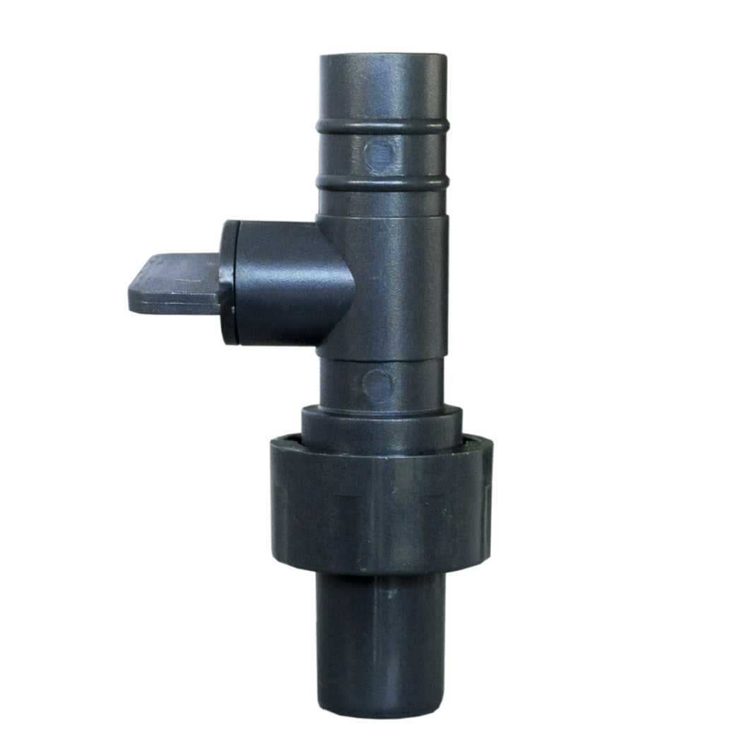 Grey Connect T-Valve