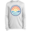 Pancadise Sport-Tek Youth LS Moisture-Wicking T-Shirt