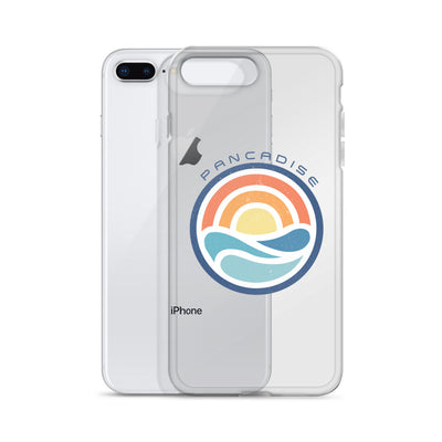 Pancadise iPhone Case - printage