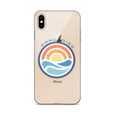 Pancadise iPhone Case