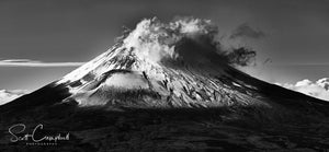 Mount Fuji Panoramic Print
