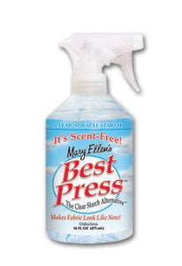 Best Press by Mary Ellen 16 oz. Scent Free