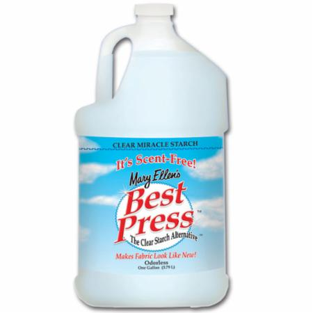 Best Press by Mary Ellen Gallon-- Scent Free
