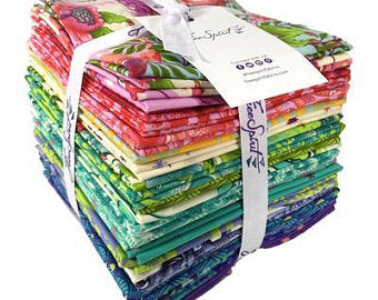 Tula Pink .. Pinkerville Fat Quarter Bundle (21) 18x22