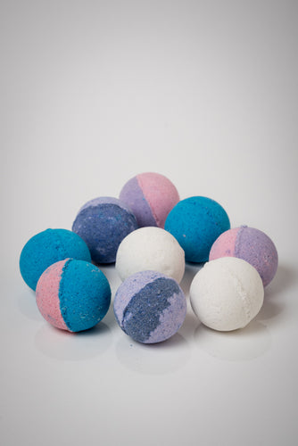 Handmade Bath Bombs - September Nail Salon
