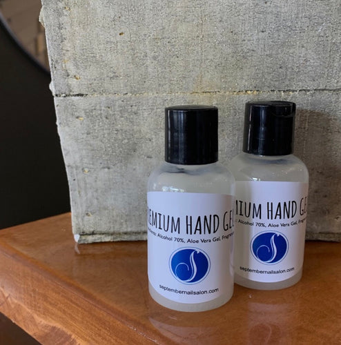 Clean Hands Premium Hand Gel - September Nail Salon