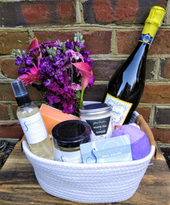 *The Ultimate September Gift Basket* - September Nail Salon